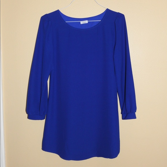 Tobi Dresses & Skirts - Royal Blue Dress